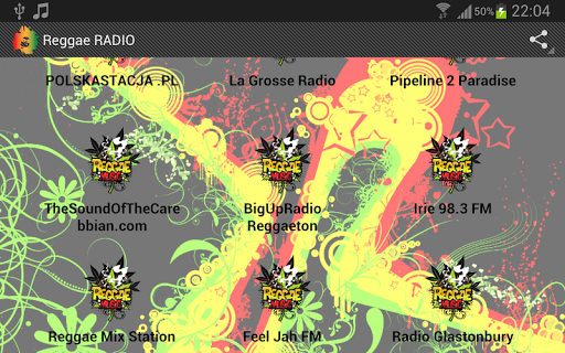 TOP Reggae RADIO u2588u25acu2588 u2588 u2580u2588u2580 screenshots 9