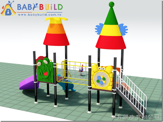 BabyBuild 大廈社區遊戲器材規劃