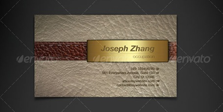 Genuine-Leather-Business-Card