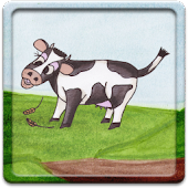 Cow Says Moo Game for Kids!