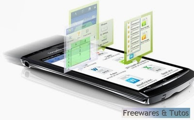 Suite KingSoft Office pour Android