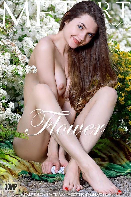 1-[Met-Art] Georgia - Flower sexy girls image jav