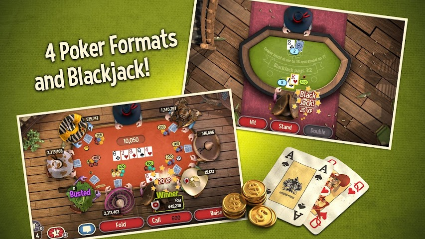 android Governor of Poker 3 - Free Screenshot 6