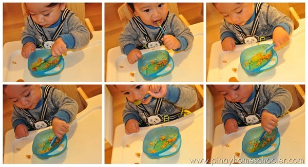 xavi eating