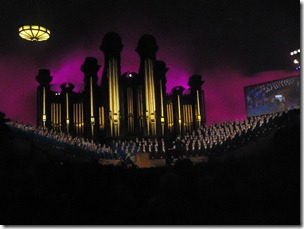 Mormon Tabernacle合唱团 Rootstech Mini-Concert