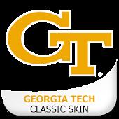 Georgia TechClassic Skin