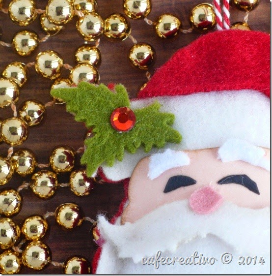 cafecreativo - sizzix big shot - christmas - natele - decorazione