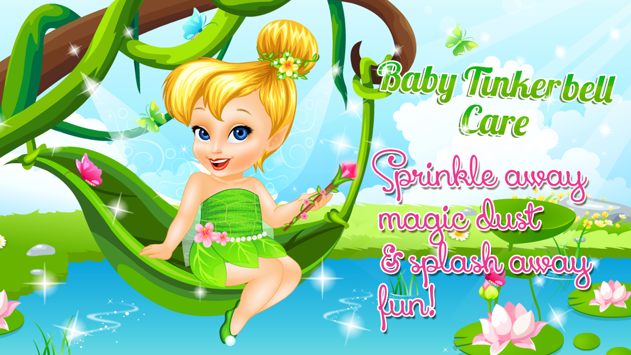 Baby Tinkerbell Care- screenshot