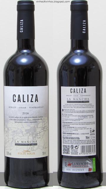 Felix Solis Caliza La Mancha