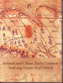 Ireland and China Early Contacts Cover