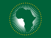Flag of the African Union (AU)