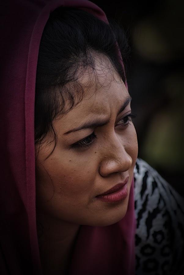 the beautifful by Hartono Wijaya  - Novices Only Portraits & People ( woman, asia,  )