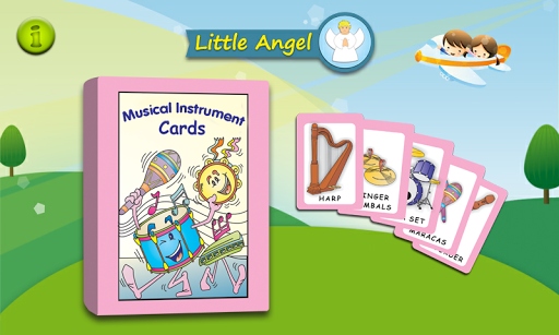 Flashcards Musical Instruments