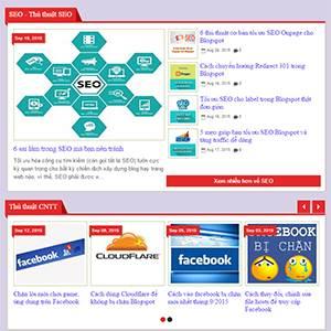 Hiển thị bài viết theo label tại trang chủ Blogspot