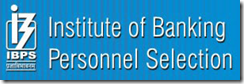 IBPS-Institute of Banking Personnel Selection