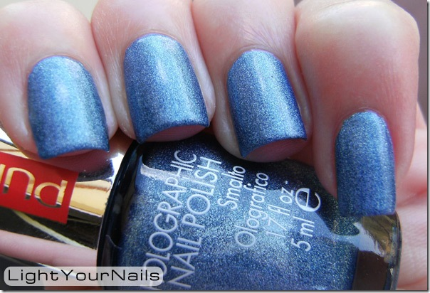 Pupa Holographic 034 Denim Blue