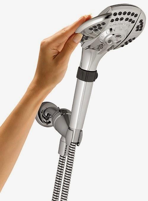 Waterpik #SprayShaper Showerhead Review