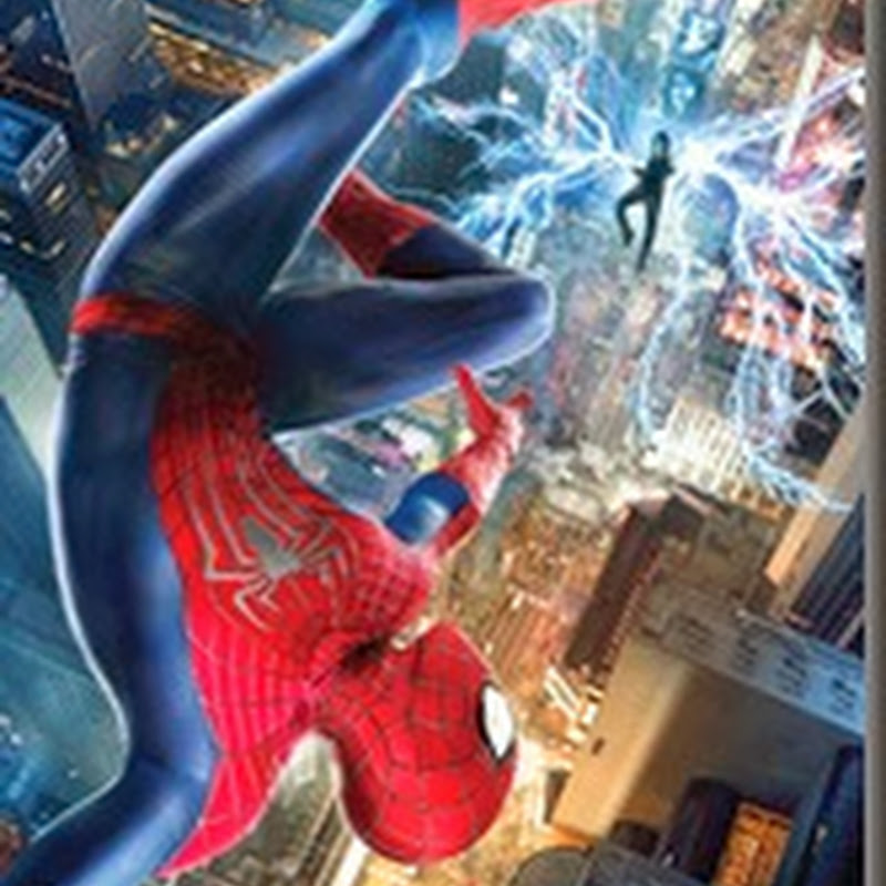 "New Posters Arrive for ""The Amazing Spider-Man 2"""