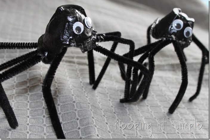 egg carton spiders (3)