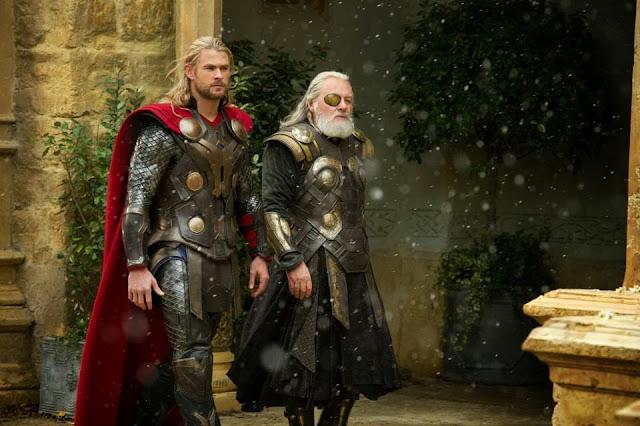 【電影影評】雷神索爾2:黑暗世界(Thor: The Dark World)(雷神索爾與洛基的基情)