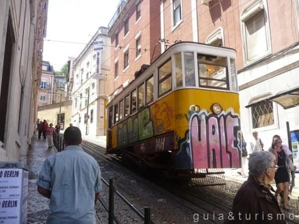 Pelas ruas de Lisboa