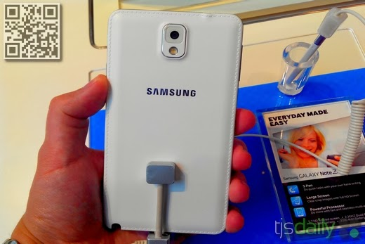 Samsung Galaxy Note 3 Hands on