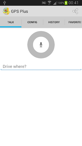 Talk And Drive App For Sygic