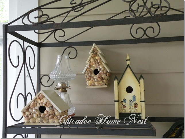 Chickadee Home Nest Gone To The Birds The Screened Porch