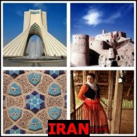 IRAN- Whats The Word Answers