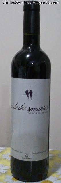 vinho vale dos amantes