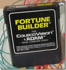 Fortune Builder Cartridge
