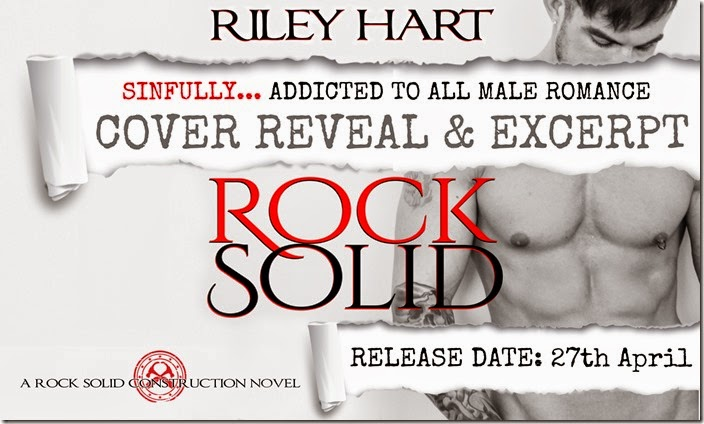 Rock Solid Cover Reveal & Excerpt 2