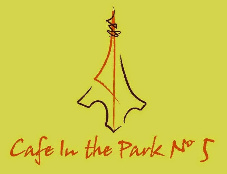五號咖啡館 Cafe in the Park No  5 LOGO.jpg
