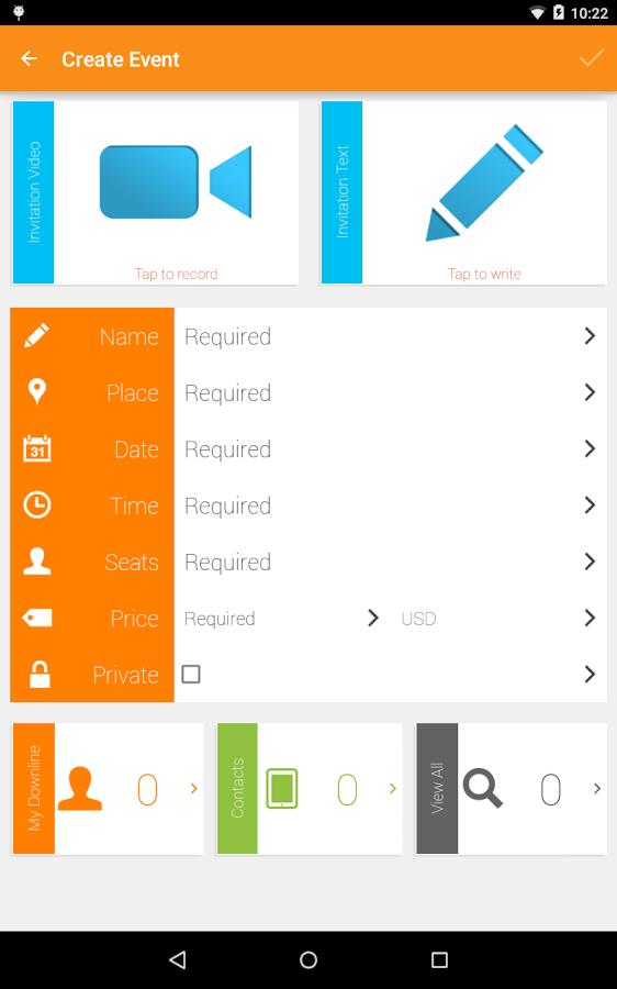 Vemma- screenshot