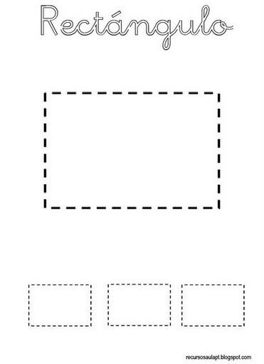 Fichas Con Figuras Geometricas