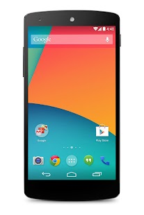 Nexus 5 (16GB, White) - screenshot thumbnail