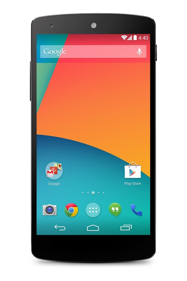 Nexus 5 (32GB, White) - screenshot