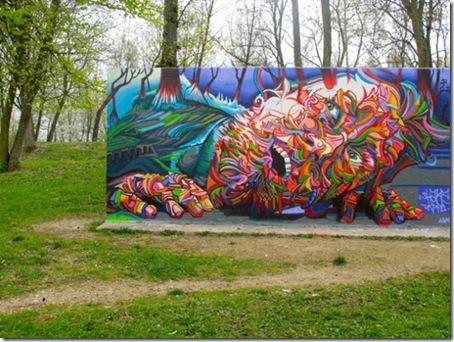 PICTURA 3d -street art