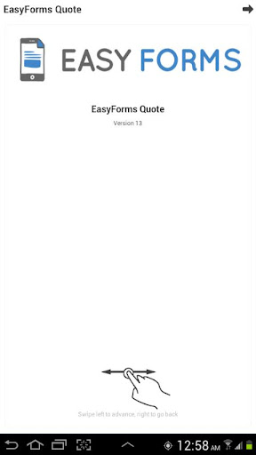 Easy Forms Pro - Mobile Forms
