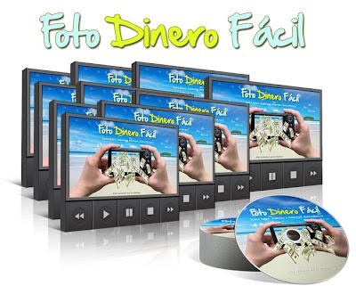 FOTO DINERO FÁCIL [ Curso ] – Una forma extremadamente fácil para ganar dinero extra subiendo fotos a Internet