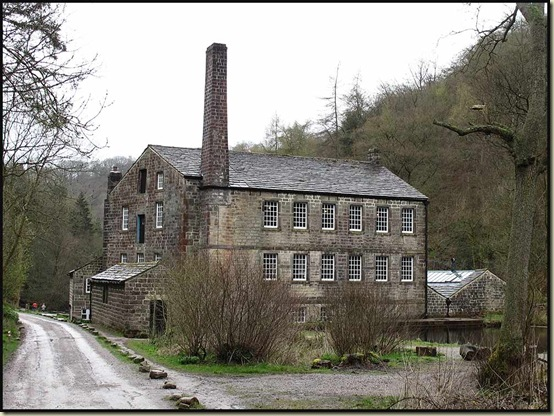 Gibson Mill near Hardcastle Crags