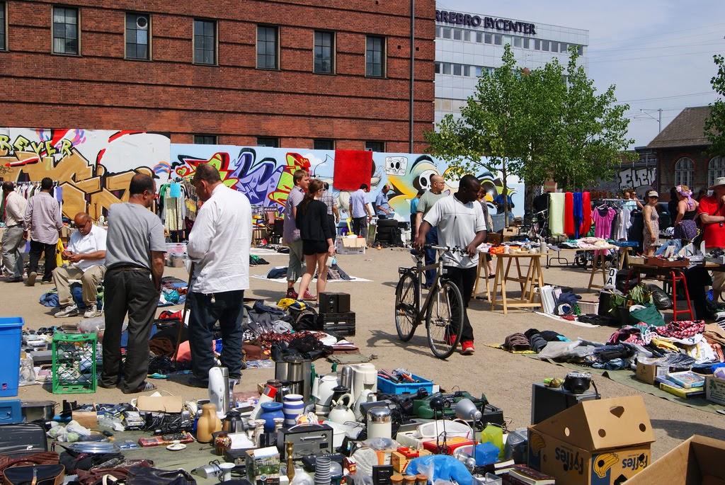 Second-hand Market - No Blog Title
