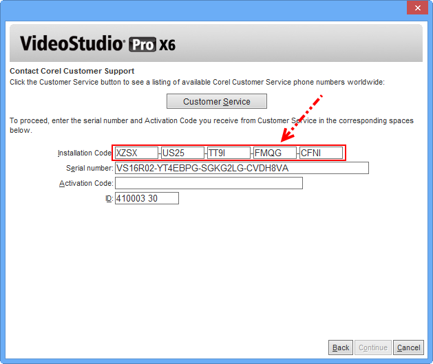 corel videostudio pro x8 editing services
