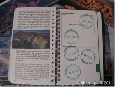 national park passport, passport, national park cancellations