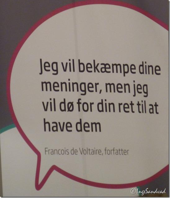 citater om ytringsfrihed Inge her og der: Ytringsfrihed.. citater om ytringsfrihed