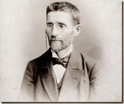 Photo of Eliezer Ben Yehuda