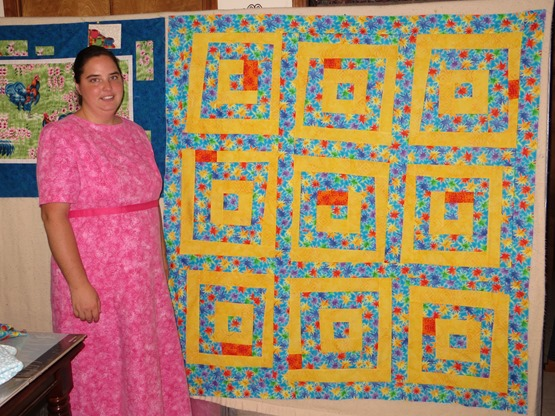 Life as a Quilter -- Julia Graber: 01/09/13 - 01/10/13