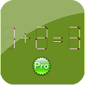 matchstick puzzle MatchCalcPro icon