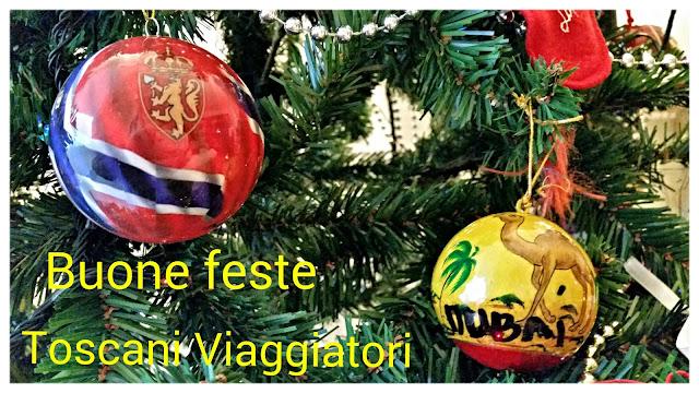 Buone Feste e... Buon Viaggio!