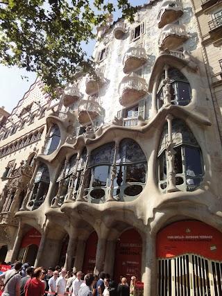 Casa Batillò à Barcelone